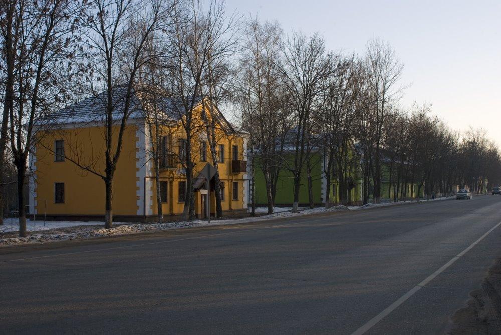 Фрязевское шоссе, Электросталь