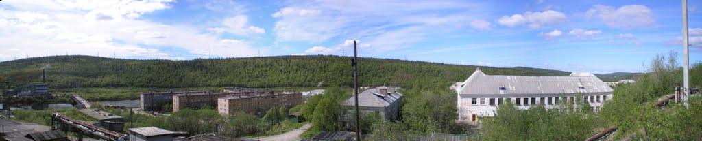 Кильдинстрой 2010 г., Кильдинстрой