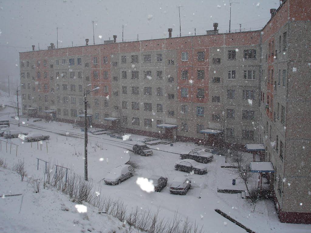 Ласковый Май, Кировск