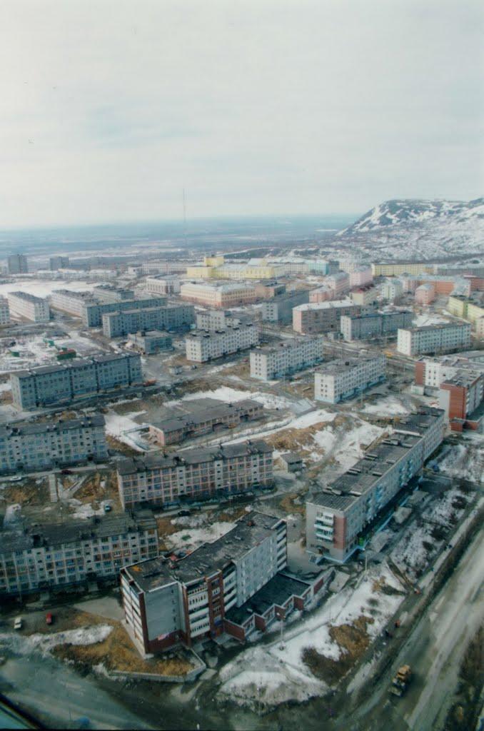 район улицы Шилейко, Кировск