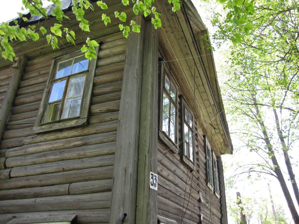 House, Большая Вишера