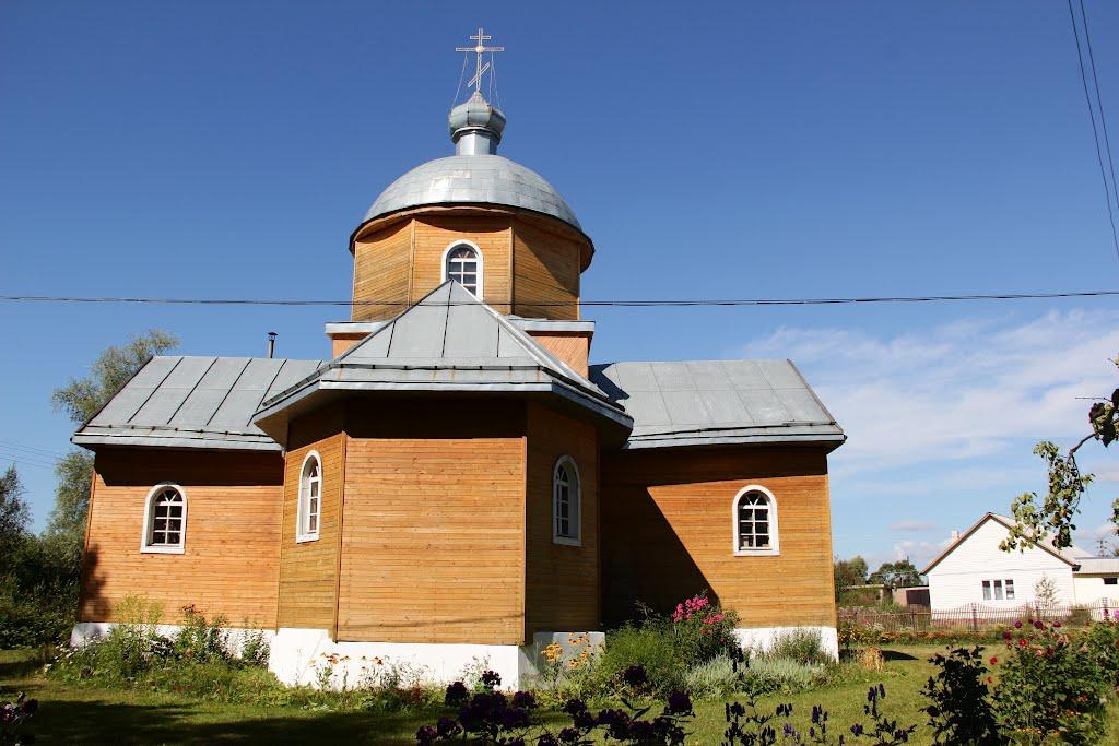 Церковь Рождества Пресвятой Богородицы, Волот