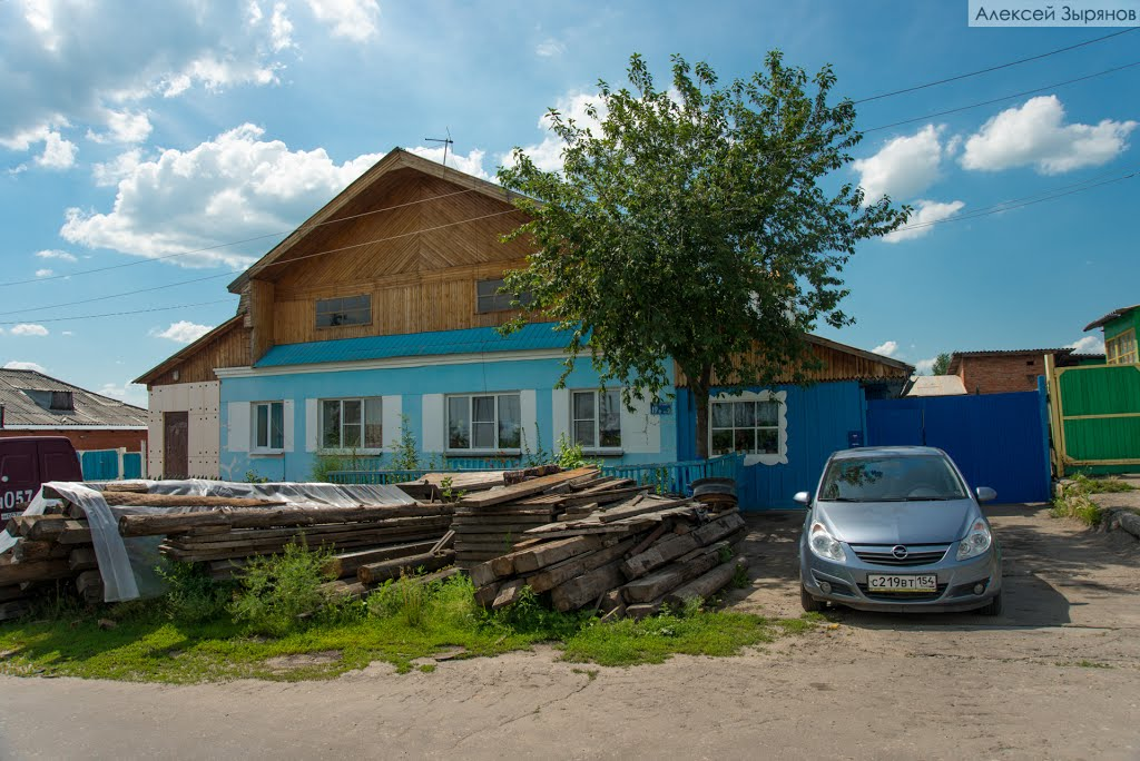 Сельский дом, Колывань