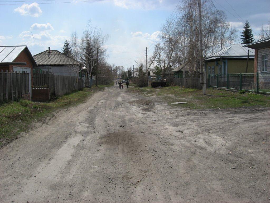 улица Мира (ул. Сталина), Краснозерское