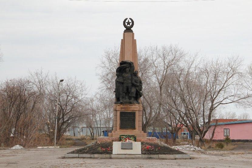 памятники Марьяновки, Марьяновка