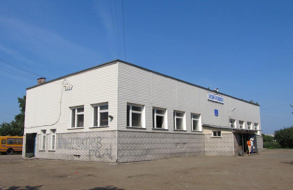 Тарский автовокзал, Тара