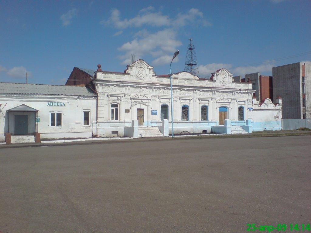 типография, Тюкалинск