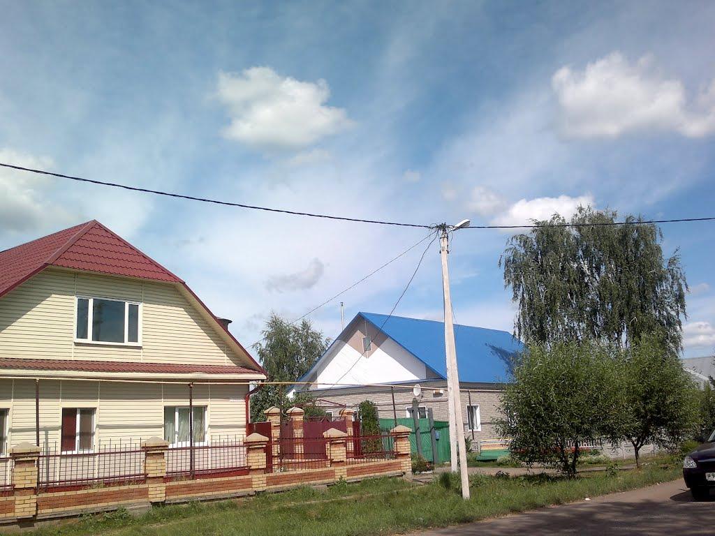красивые дома, Тюкалинск