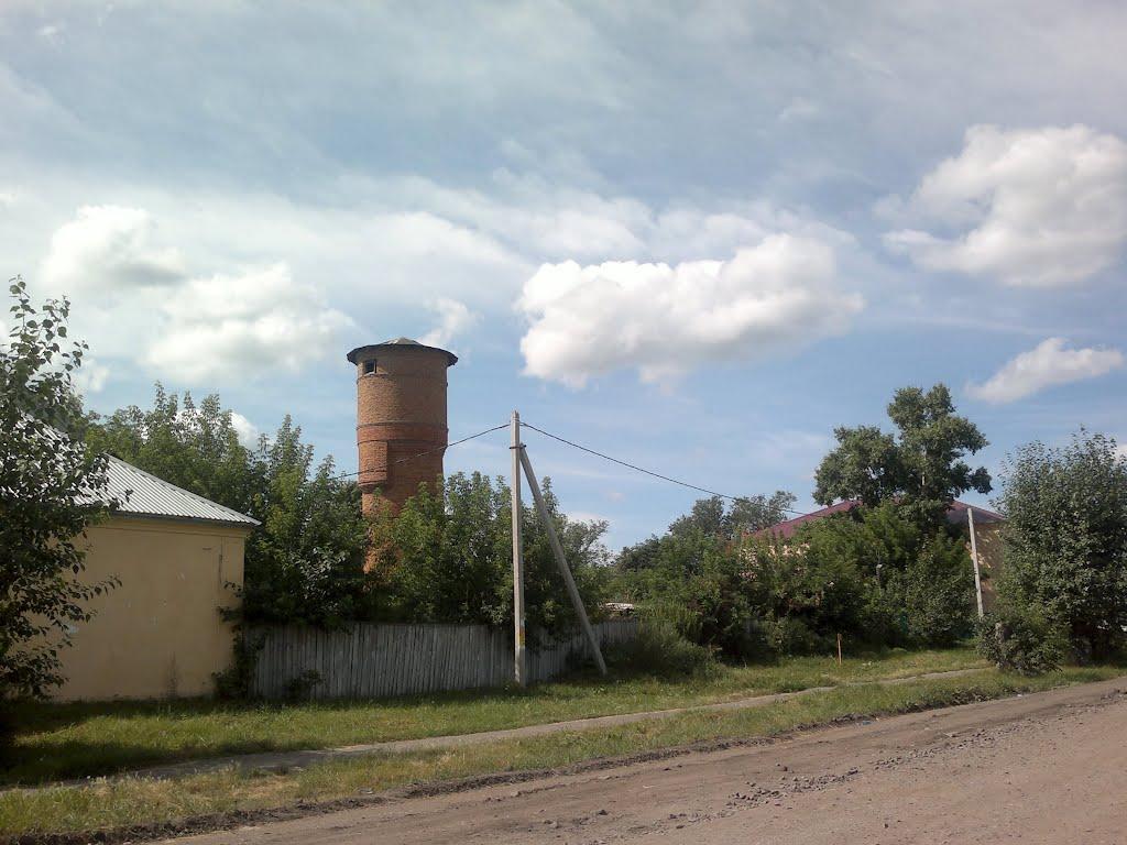 водонапорная башня, Тюкалинск