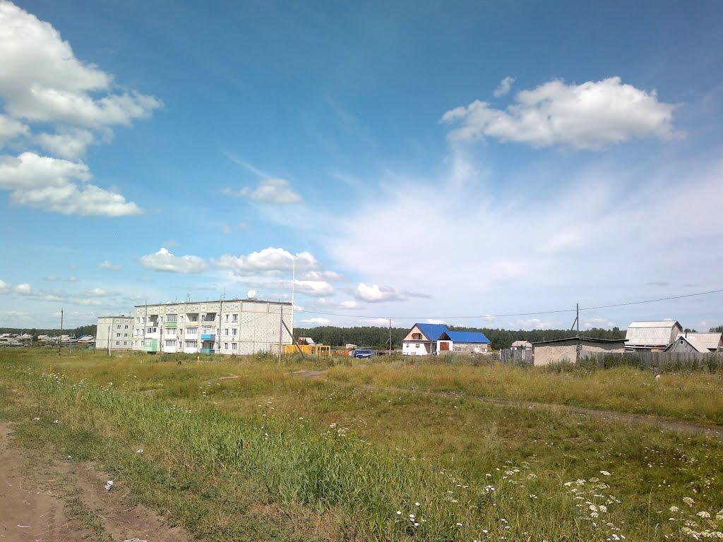 трехэтажка, Тюкалинск