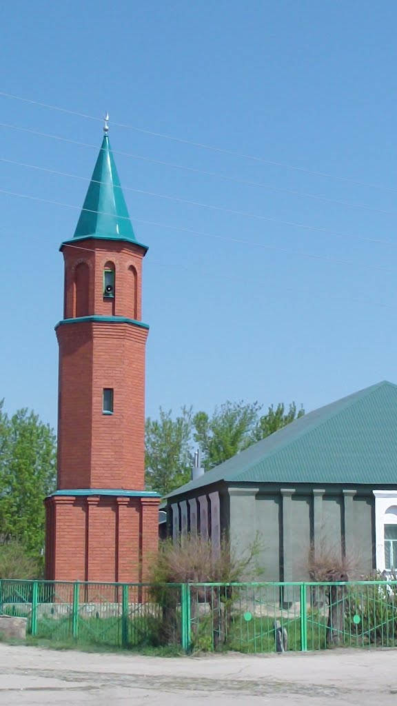 Мечеть, Адамовка