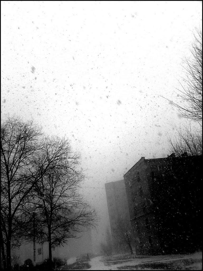 снег, Новотроицк