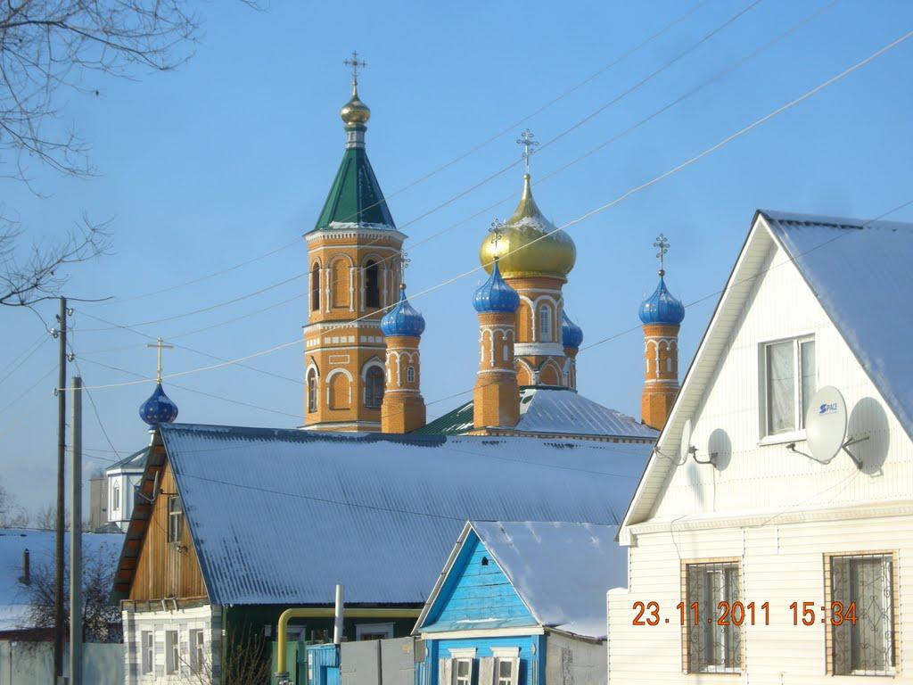 Церковь, Оренбург