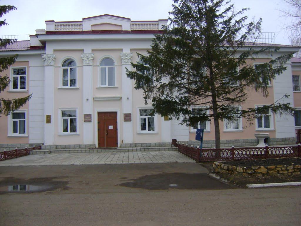 Детская Школа Искусств, Саракташ