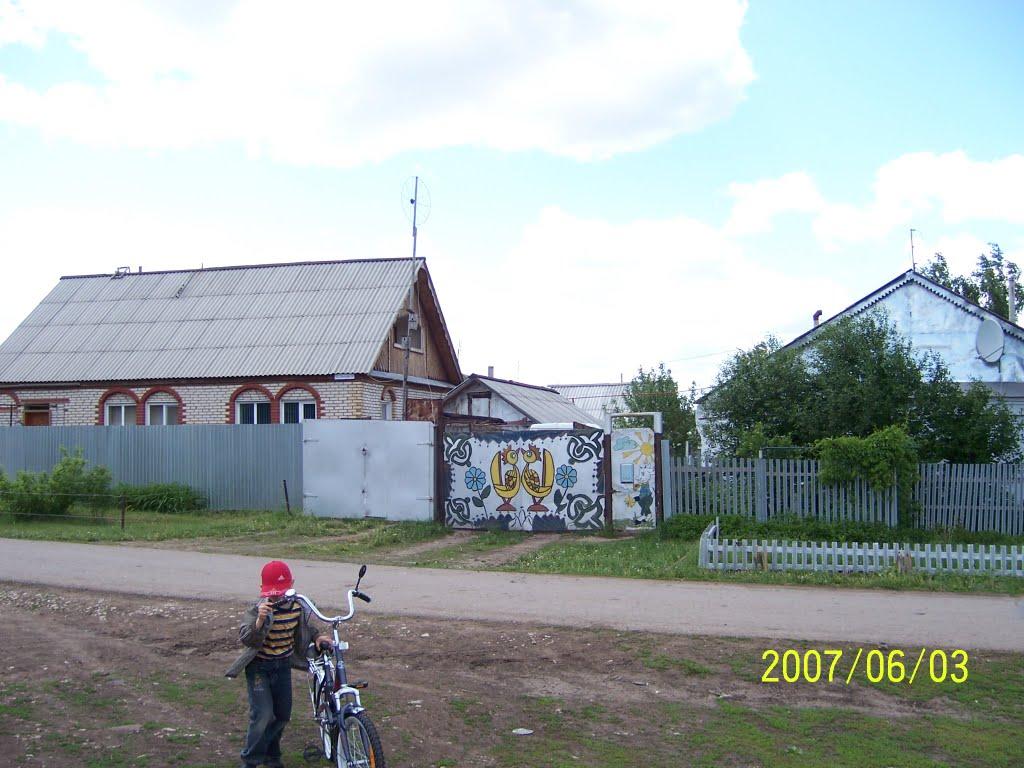 Дом, Северное