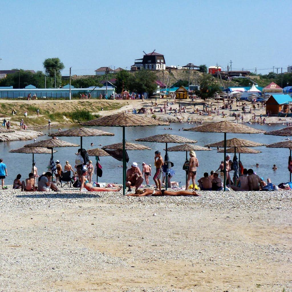 Малое городское озеро (малосоленое), Соль-Илецк, Соль-Илецк