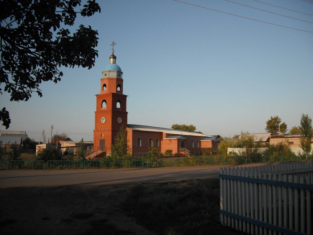 Церковь, Ташла