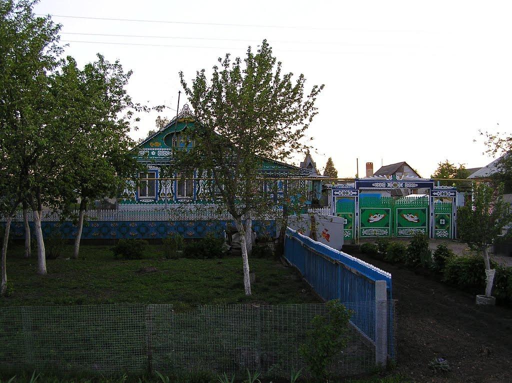 Дом в Глазуновке улица Садовая(Houses in Glazunovka Sadovaya), Глазуновка