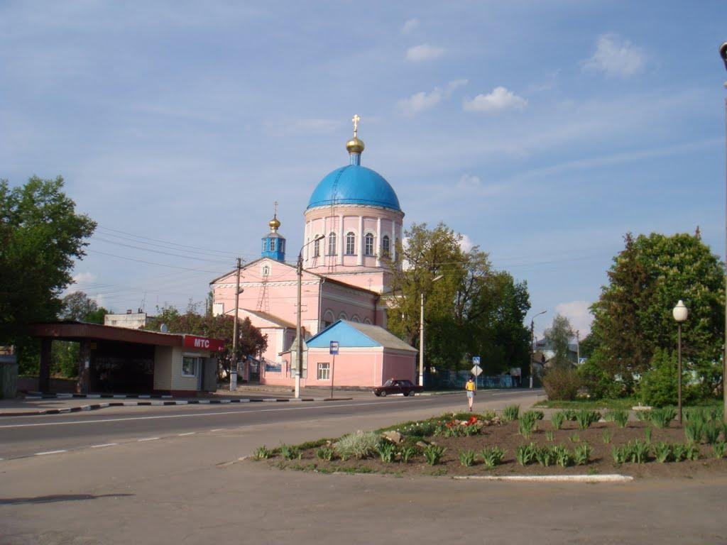 Кромы, церковь, Кромы