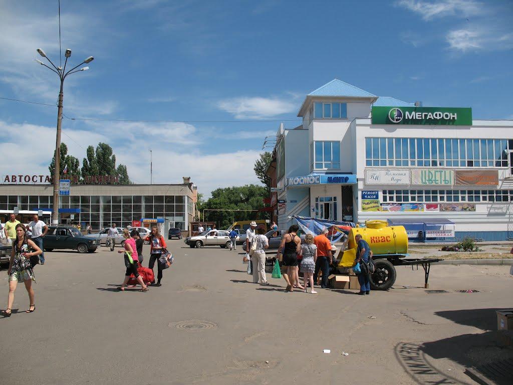 Вокзал, Ливны