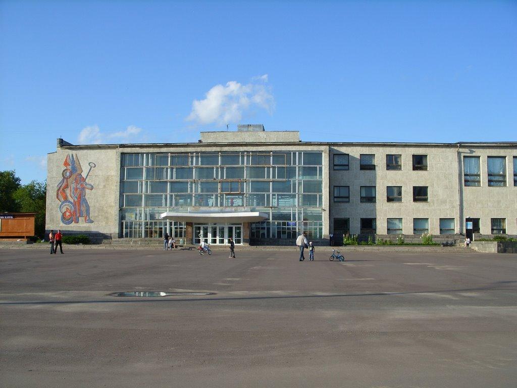 Спортивный комплекс в Мценске, Мценск