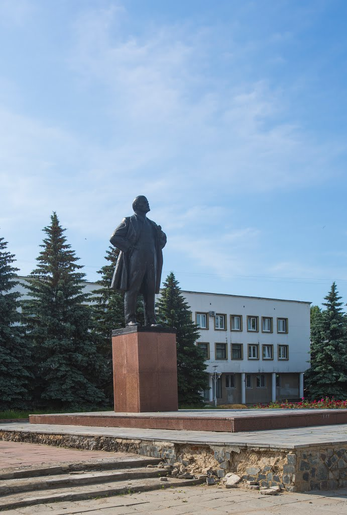 Мценск. Ленин В.И., Мценск