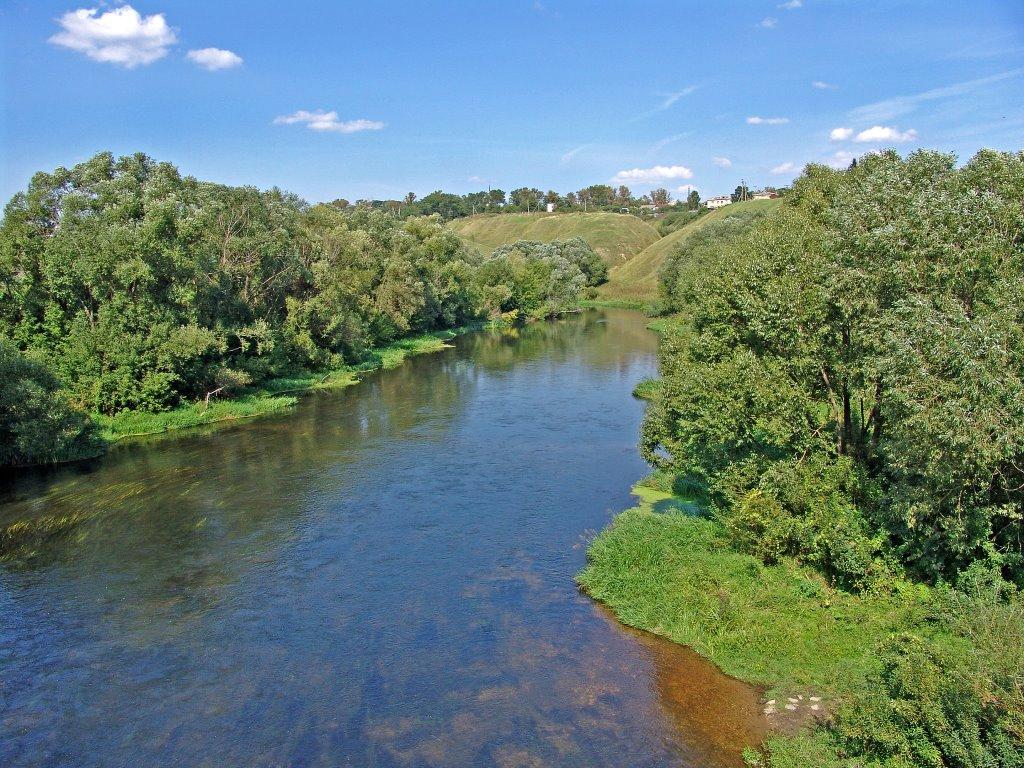 река Зуша, Новосиль