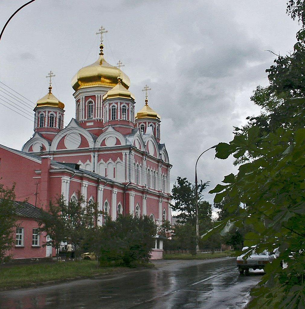 Храм в честь победы в войне 1812 г. в г.Орле, Орел
