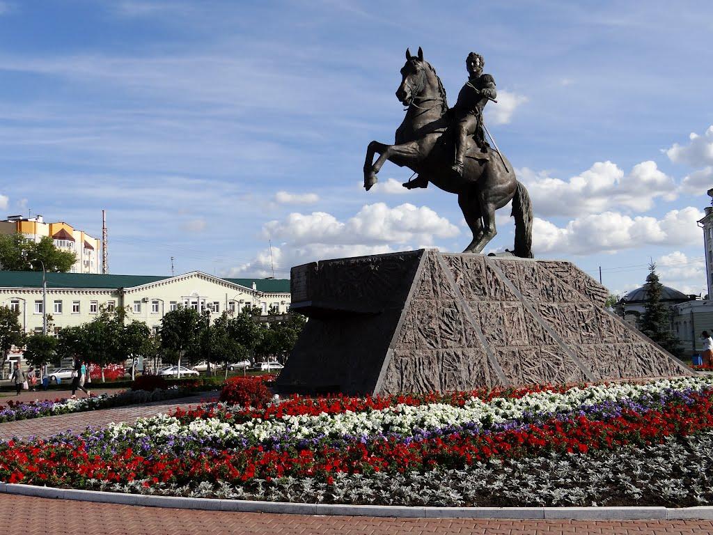 Памятник Генералу Ермолову, Орел