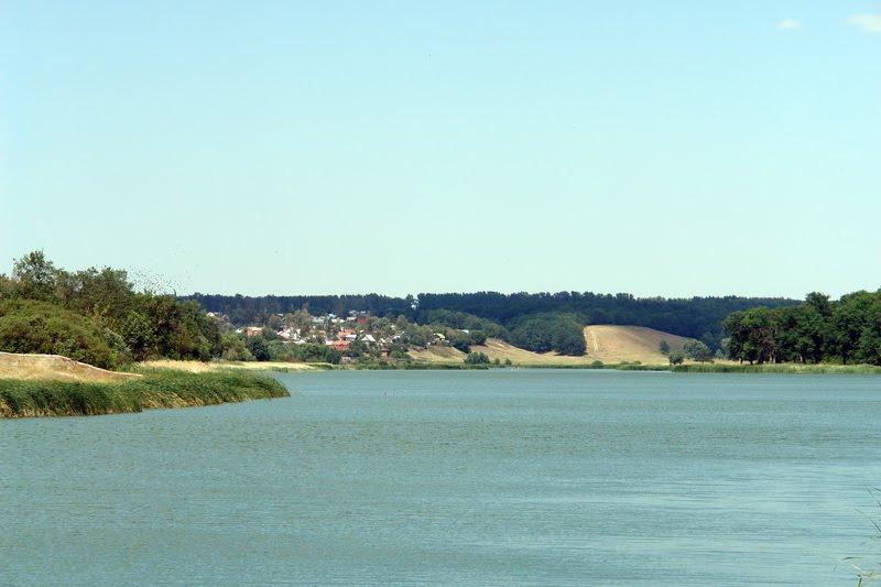 Озеро в Бекове, Беково