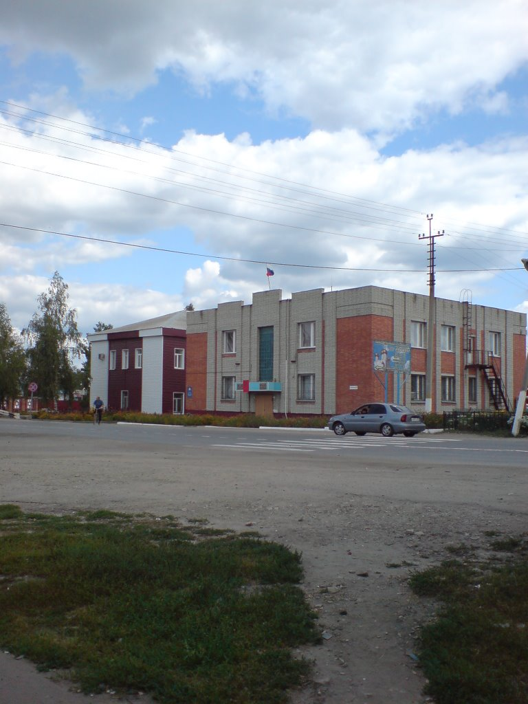 Бессоновская администрация, Бессоновка