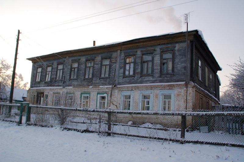 Здание неполной школы, Вадинск
