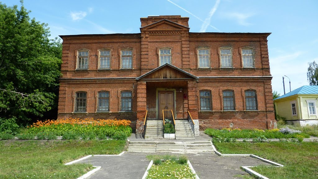 музей Краеведческий... г.Каменка Пенз. обл., Каменка