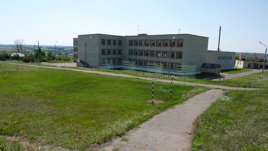 школа №1 г.Каменка Пенз.обл., Каменка