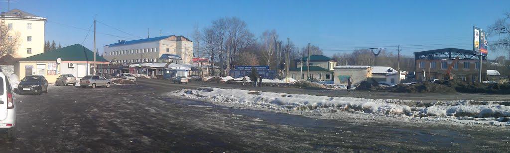 Центр, Никольск