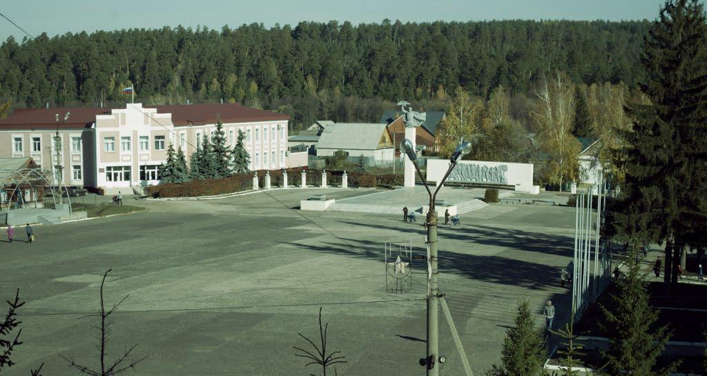 Никольск, центр города, Никольск