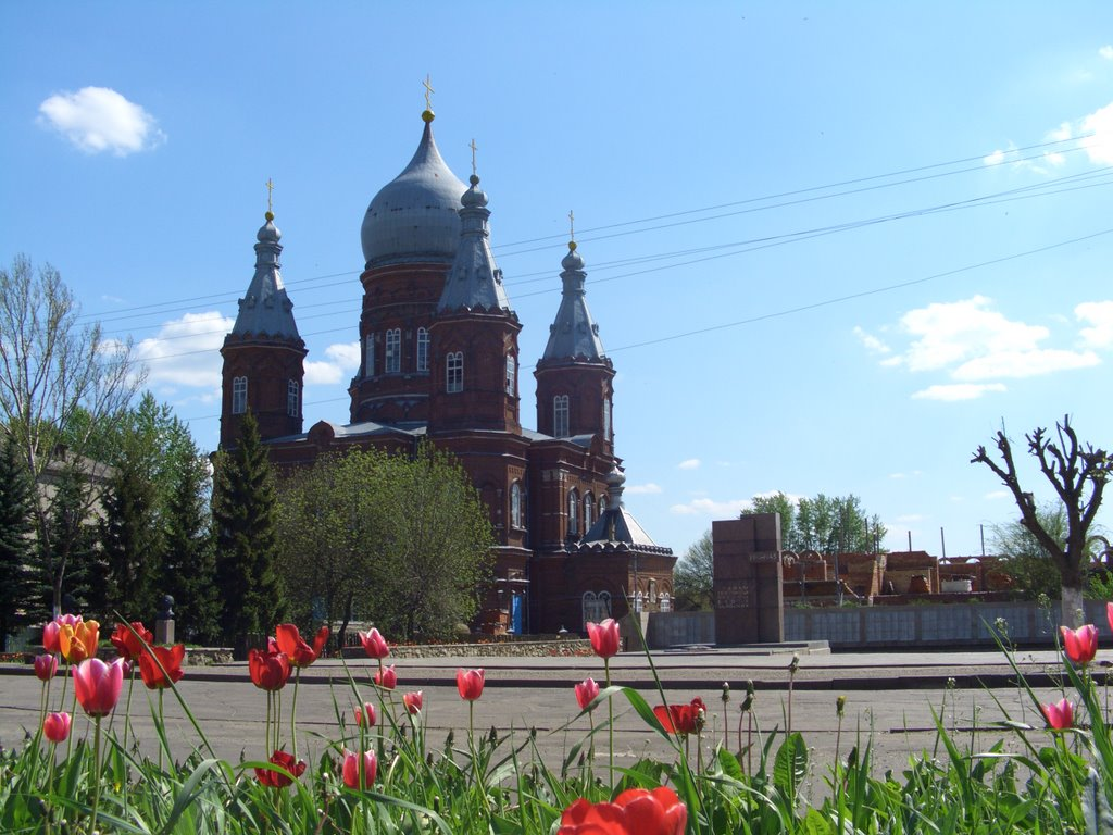 Serdobsk church, Сердобск
