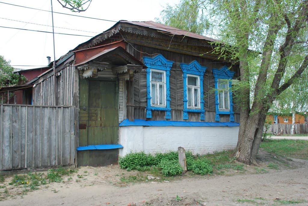 Сердобск. Старый дом, Сердобск