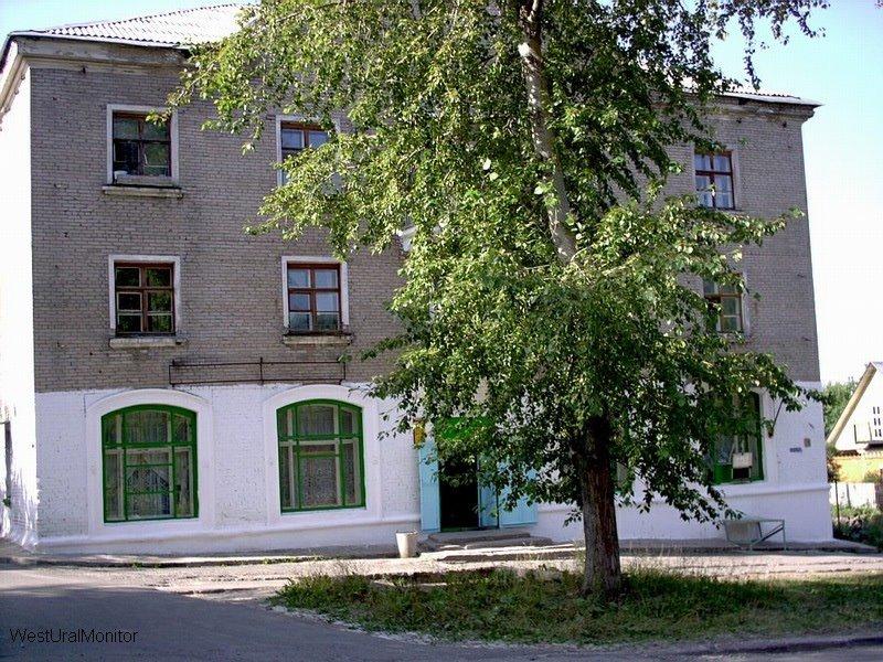 ул. Аксакова, Березники