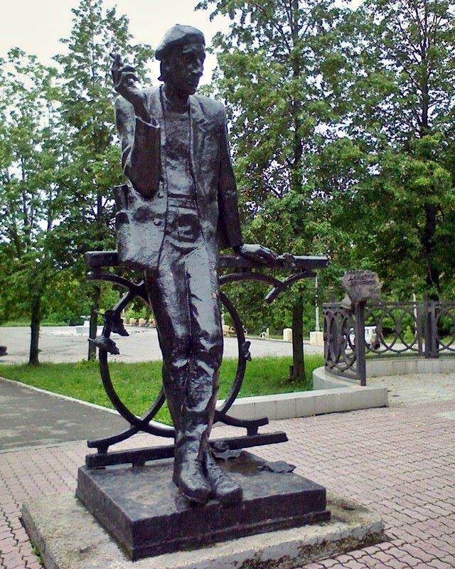поэт Решетов, Березники