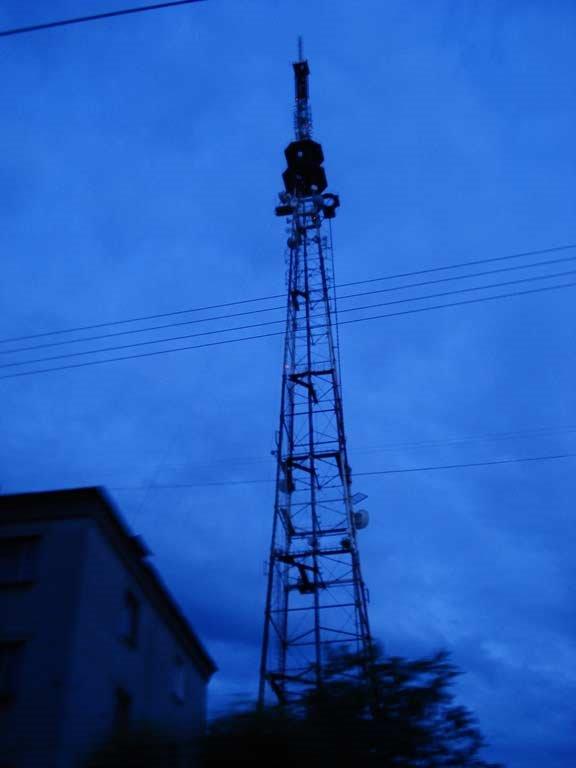 Berezniki TV Antenna, Березники