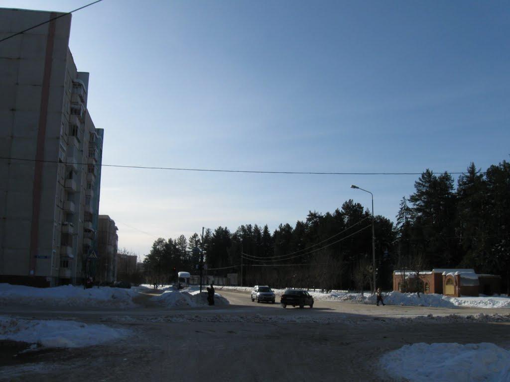 ул Советская, Добрянка