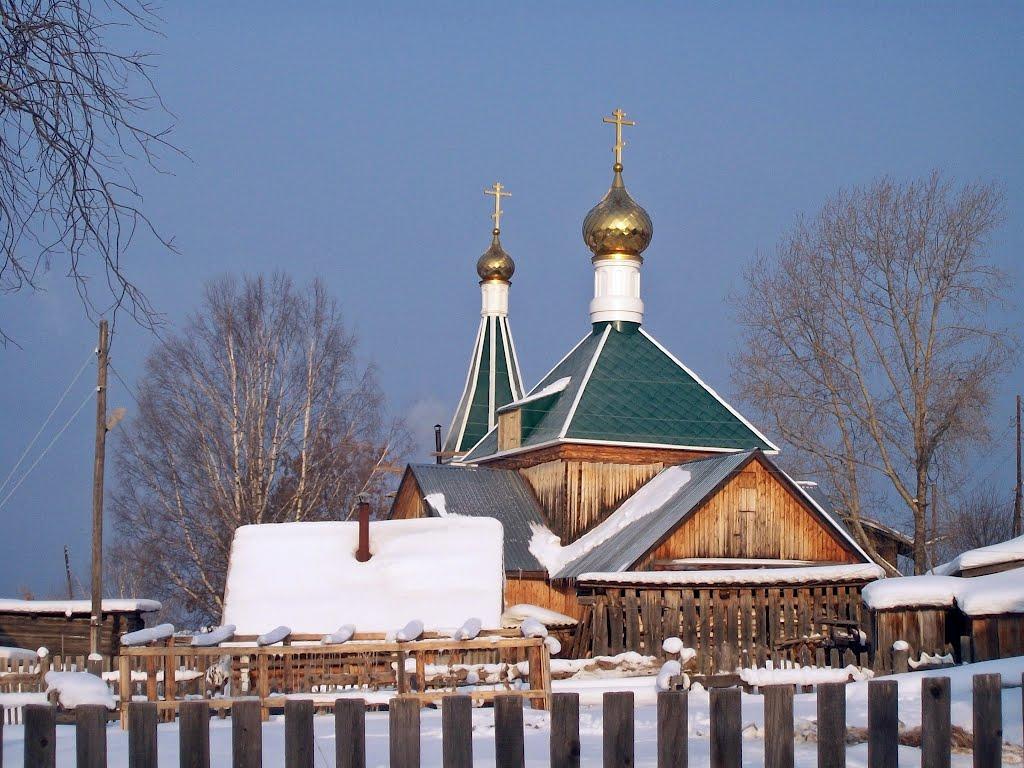 Церковь в Кочёво, Кочево