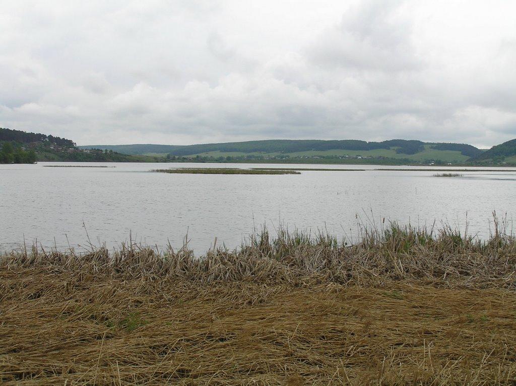 Суксунский пруд, Суксун