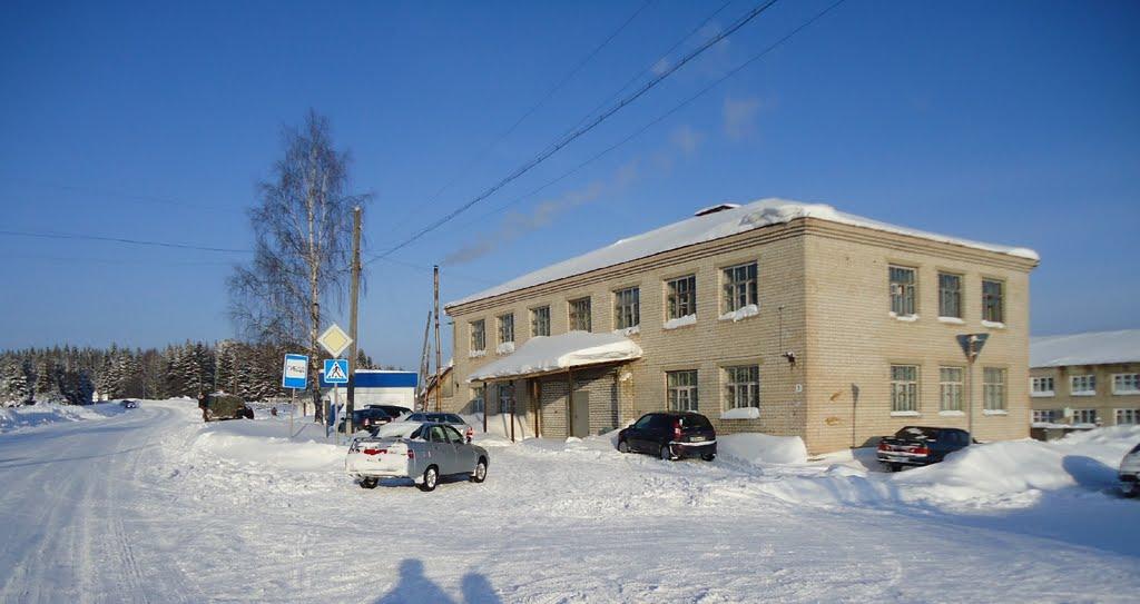 ЧЕРДЫНЬ, ГИБДД., Чердынь