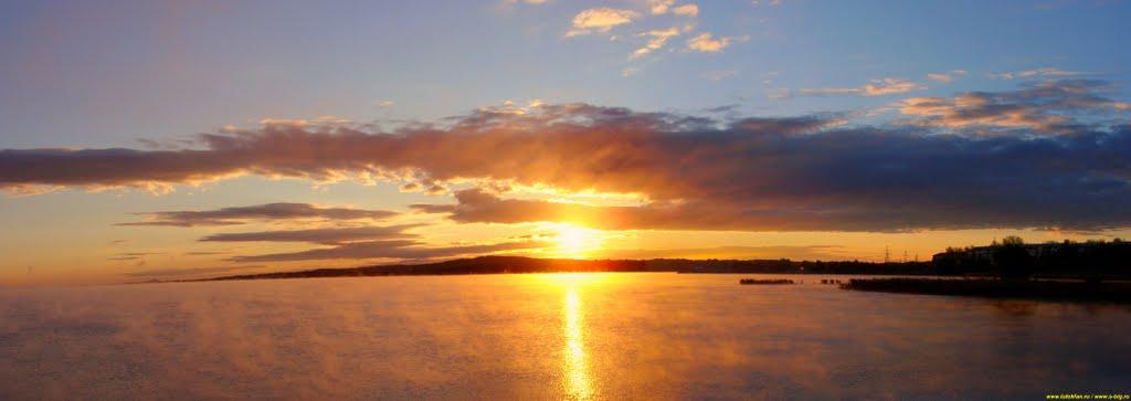 Рассвет. Лучегорское водохранилище, Лучегорск