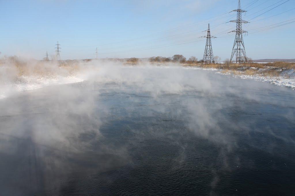 Тёплый Канал, Лучегорск