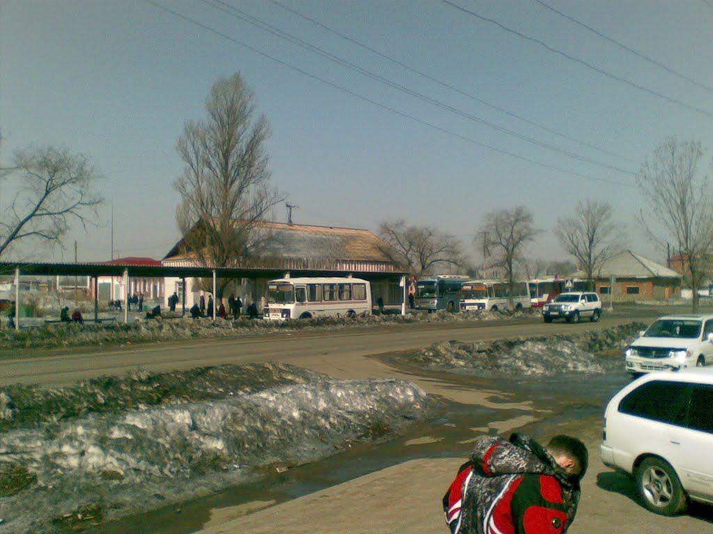 Автовокзал, Покровка