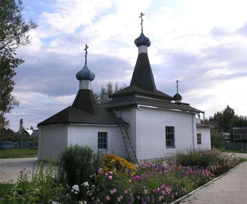 Церковь Тихона, Патриарха Всероссийского, Кунья