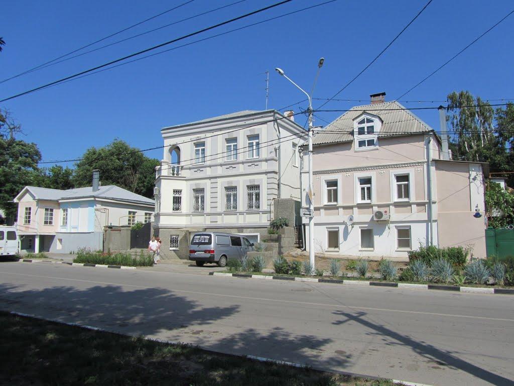 Aksai / Аксай, ул. Гуляева, Аксай